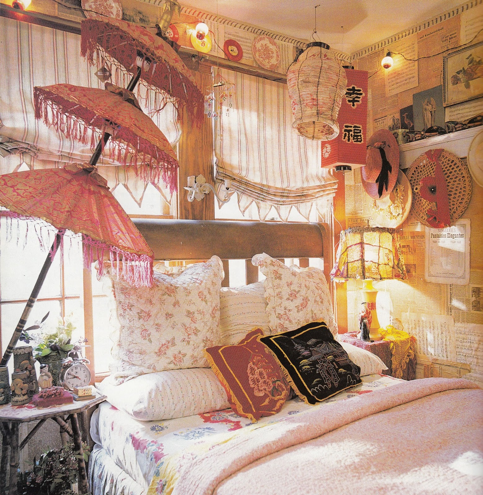 Bohemian Bedroom: Babylon Sisters: Bohemian Bedroom Inspiration