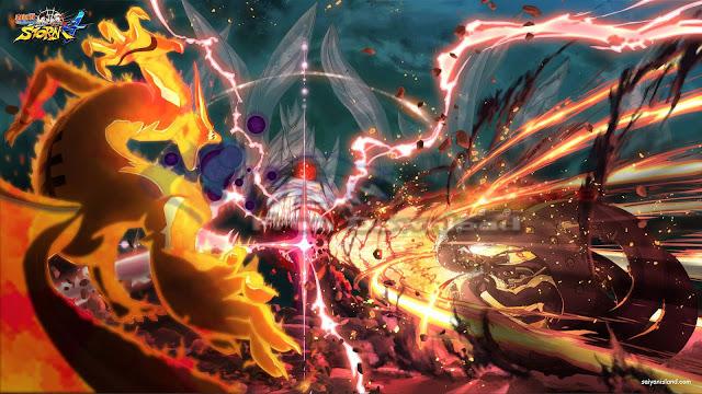 Naruto Shippuden Ultimate Ninja STORM 4 - UBG Software
