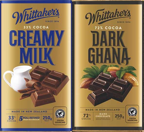 Whittaker's