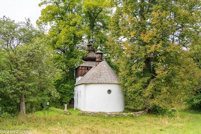 Cerkiew od strony prezbiterium