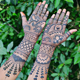Latest Mehandi Design 2021