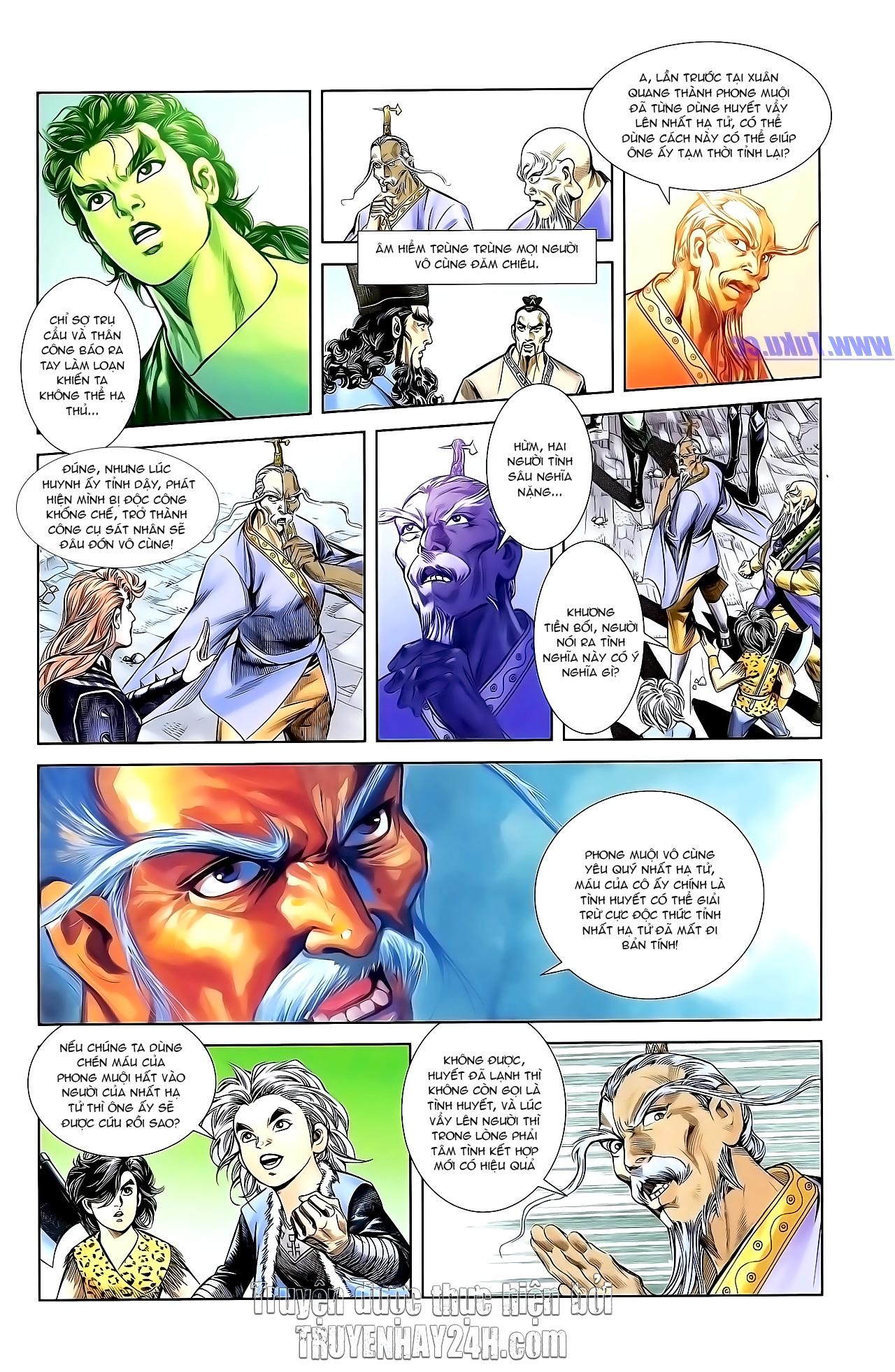 Cơ Phát Khai Chu Bản chapter 157 trang 27