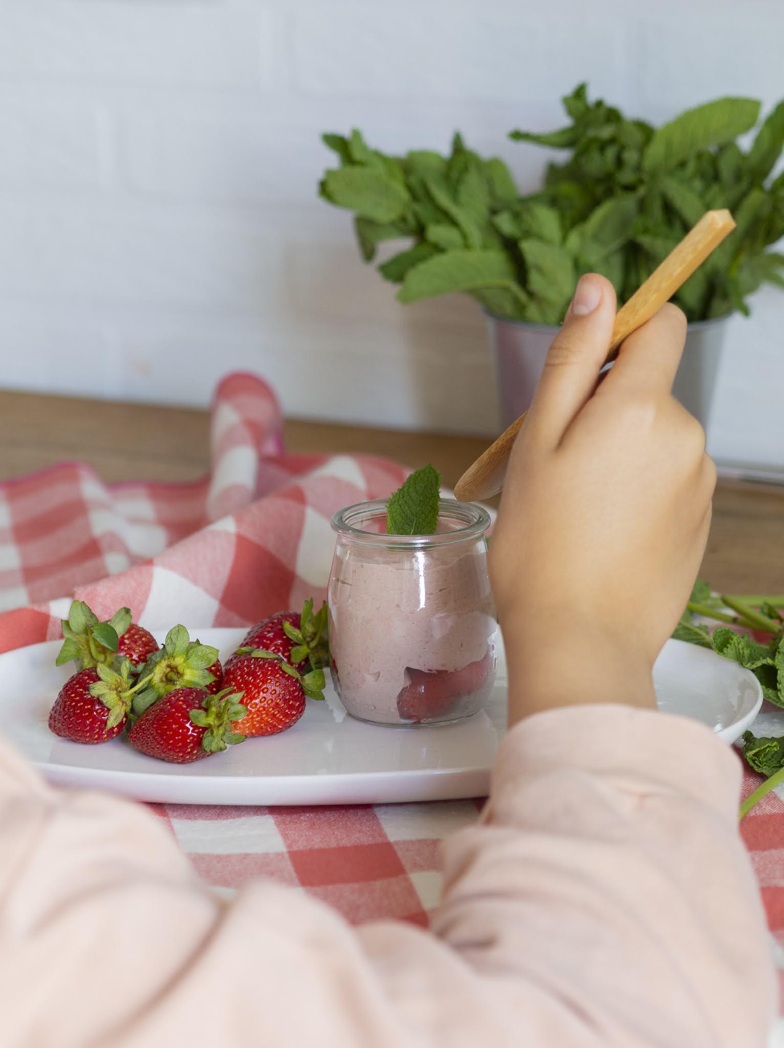 Petit Suisse saludable ¡sin azúcar y riquísimo!18