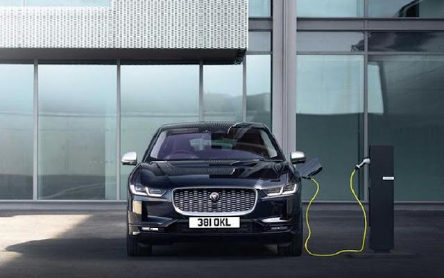Jaguar I - Pace có thể tăng tốc từ 0 - 100km/h chỉ trong vòng 4.8 giây