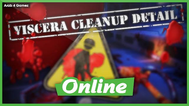 تحميل لعبة Viscera Cleanup Detail v1 091 + 4 DLC + كراك اون