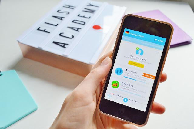 Flash Academy App