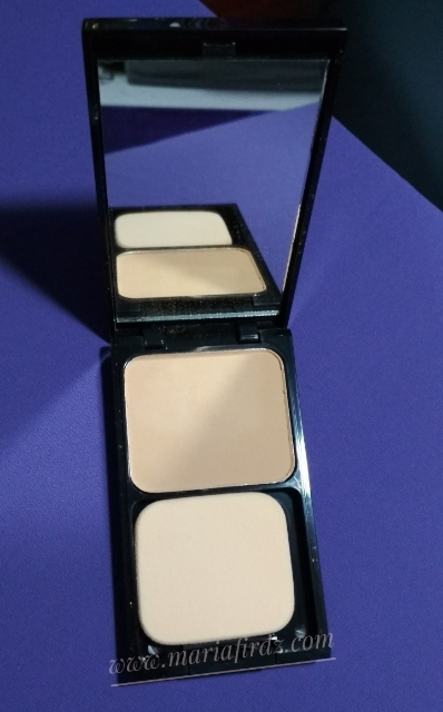 [REVIEW] ZAWARA GLAM COMPACT POWDER