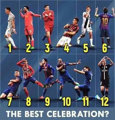 #Messi   #Ronaldo