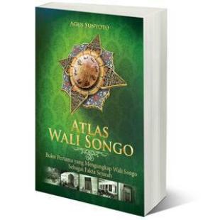 Atlas Wali Songo | Toko Buku Aswaja Surabaya