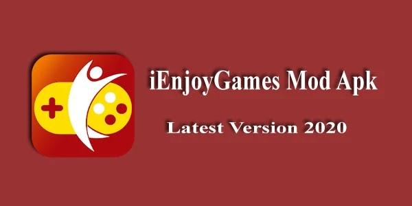 iEnjoyGames MOD APK v1.8 (Unlimited) Download 2020