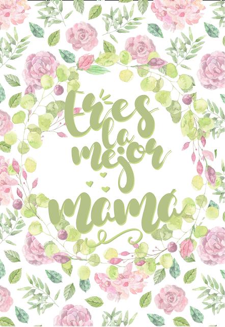 regalos para el dia de la madre, láminas imprimibles, etiquetas, tote, camiseta, gratis, descargas