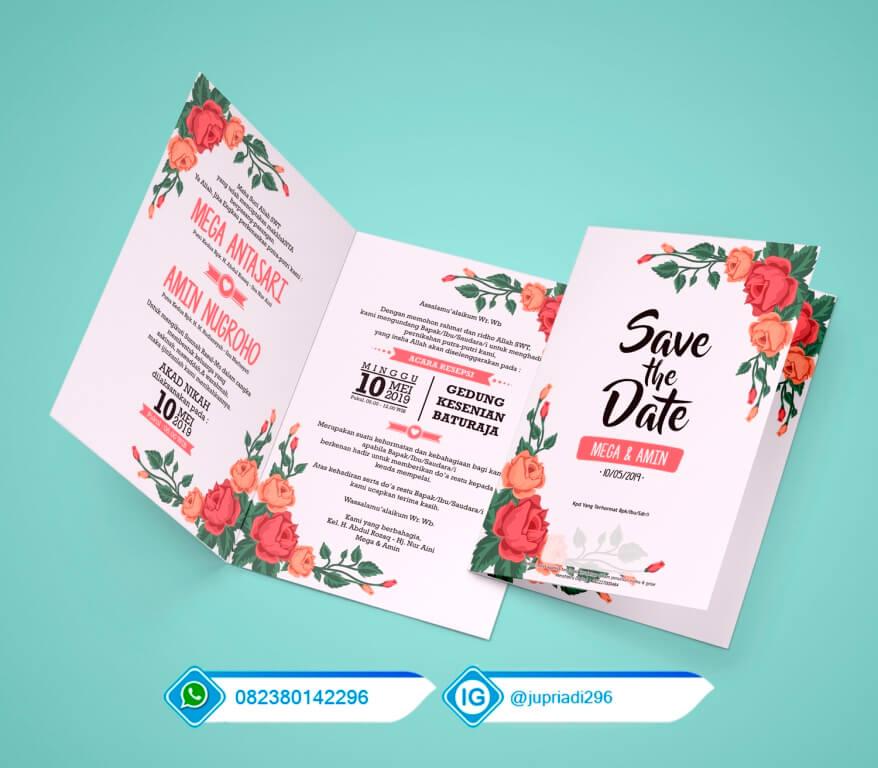 100 Download Template Undangan Kertas BC Desain Custome ...