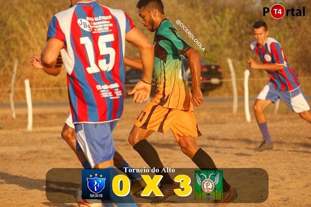 Torneio do Alto: Piçarra derrota Rua do Fio em partida marcada por jogadas ríspidas; Morro vence BF e Santa Helena supera Tabuleiro Grande.