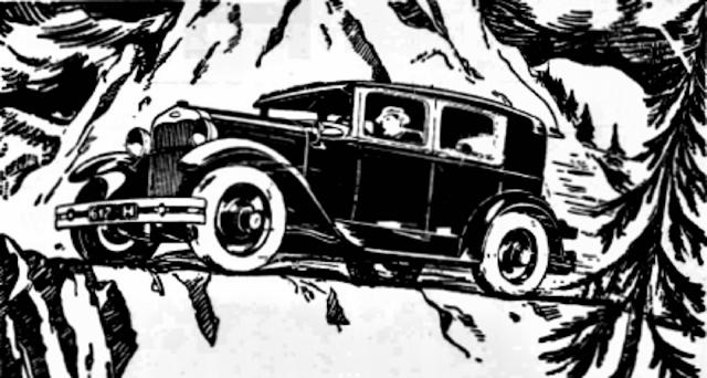 """""""Χαράς Ευαγγέλια"""": Το 1938 φτάνει το πρώτο αυτοκίνητο στο Αραχναίο"""