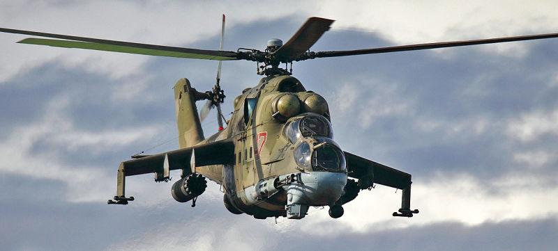 Mi-24/35: Opciones de modernización para el Hind - Página 2 1467077758936174149