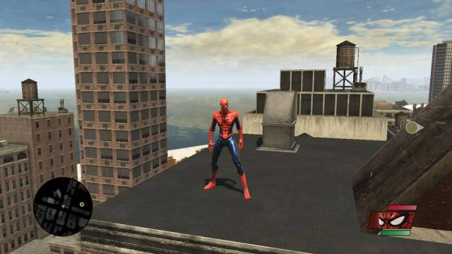Spider Man Web of Shadows Free Download PC Gameplay