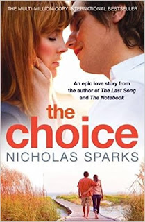 THE CHOICE - BOOK COVER