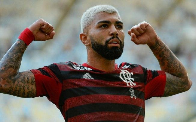 Gabigol principal nome do Flamengo na primeira rodada do Cartola FC 2020