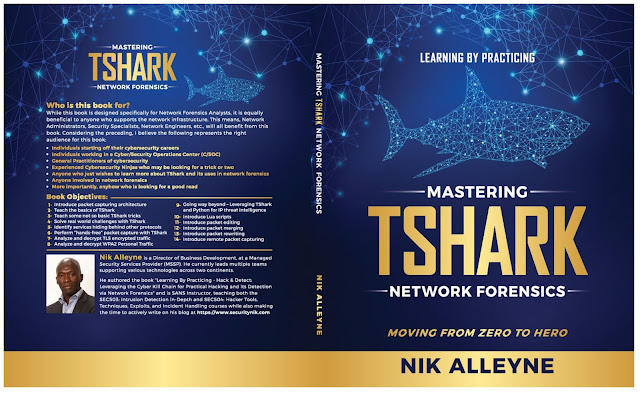 Mastering TShark Network Forensics - Moving From Zero To Hero