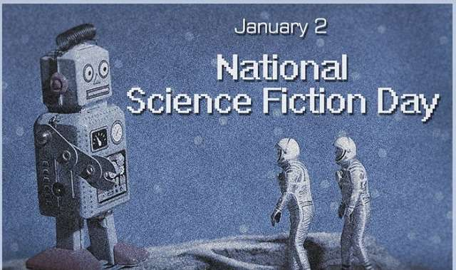 National Science Fiction Day Wishes for Instagram