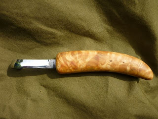 spoon carving knife