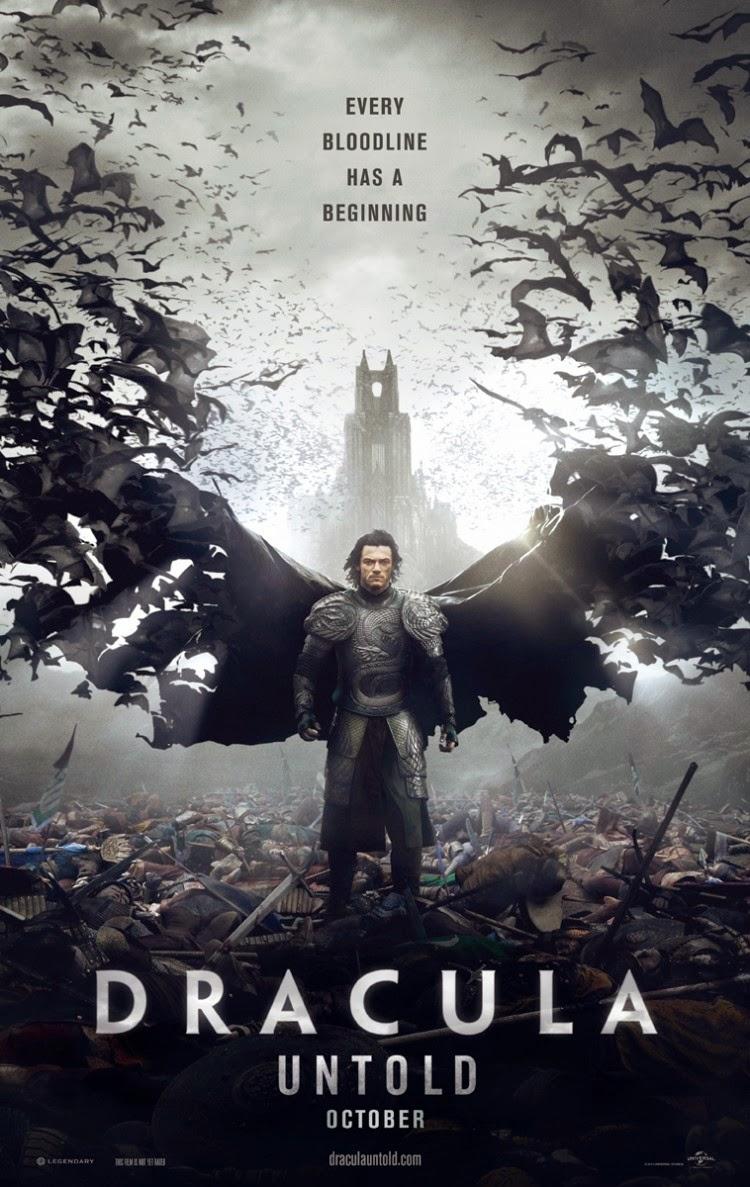 مشاهدة فيلم Dracula Untold 2014 مترجم اون لاين