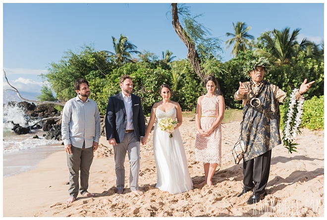 Maui Destination Wedding Ceremony