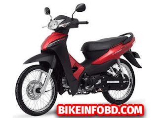 Honda Wave Alpha Price in BD