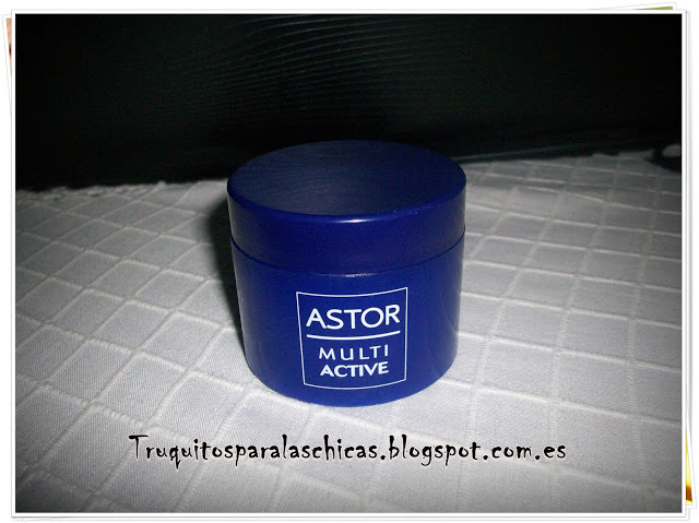 crema Astor Multi Active