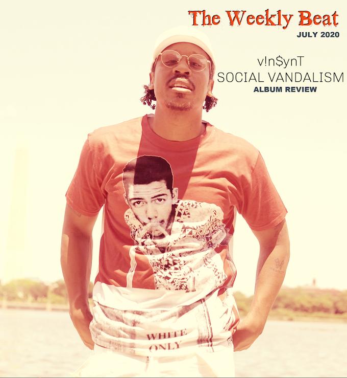 ALBUM REVIEW: v!n$ynT -- 'Social Vandalism'