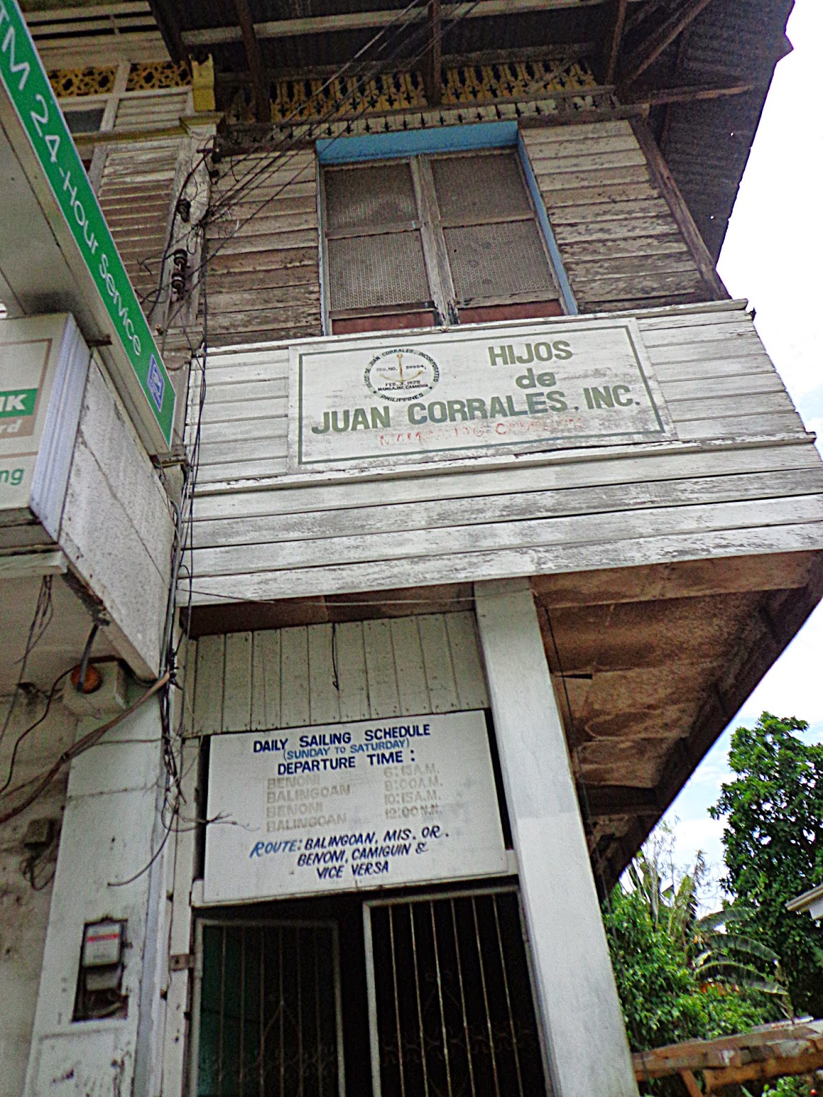 Corrales Ancestral House, Camiguin