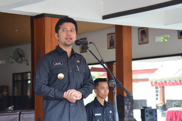 2018 Pemkab Trenggalek Revitalisasi Pasar Pon