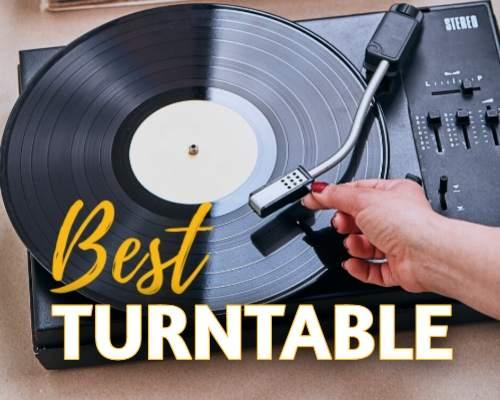 Best Turntable