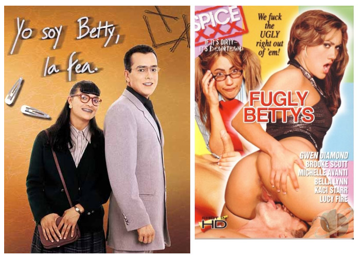 Becki newton in ugly betty