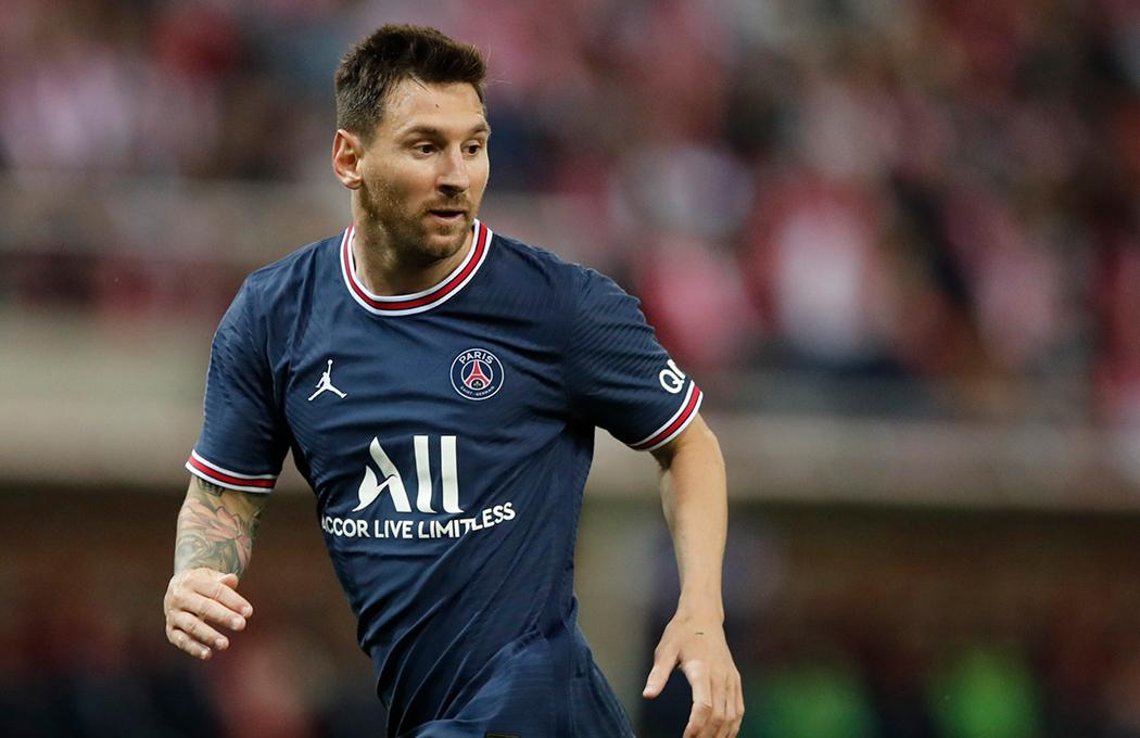 El PSG de Messi enfrenta al Olympique de Lyon