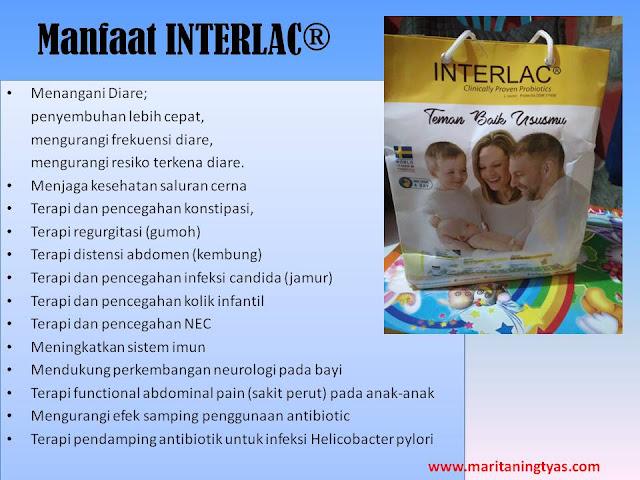 Manfaat Interlac dari PT Interbat