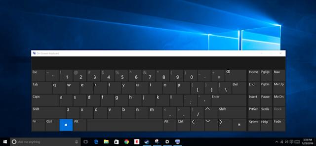 8 Ways to Turn on On-Screen Keyboard in Windows 10