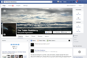 Trelex Residencies on Facebook
