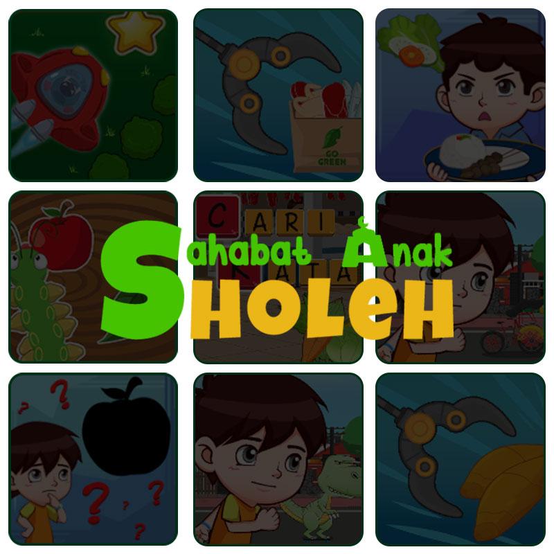 Game Anak Sholeh