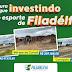 PREFEITURA DE FILADÉLFIA ESTÁ CONSTRUINDO TRÊS CAMPOS DE FUTEBOL