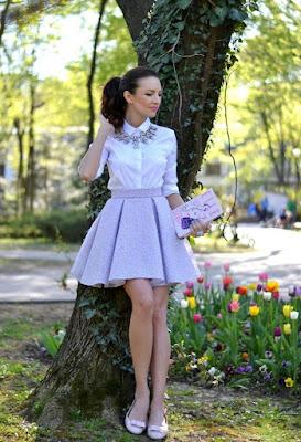 diseños de Faldas de moda