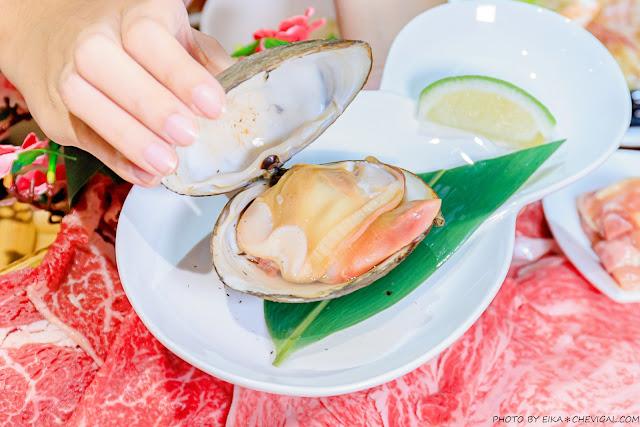 MG 2069 - 熱血採訪│海大蛤味噌湯,整碗的用料非常大方!台中當月壽星鮭魚三重奏免費吃!