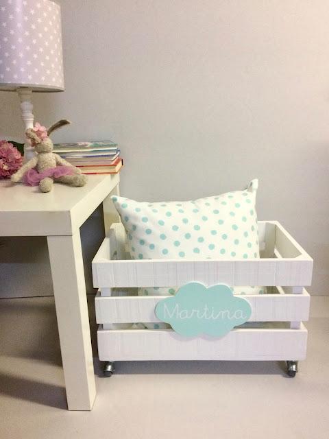 juguetero infantil personalizado , toybox , decoración infantil