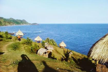 Wisata Pantai Menganti Kebumen Bagai Surga Tersembunyi