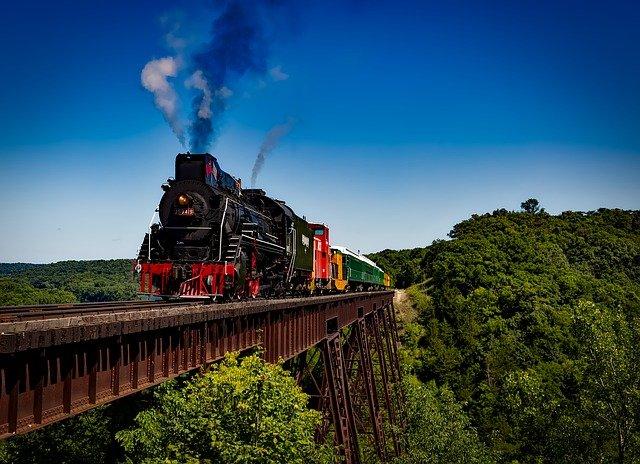 sejarah kereta api indonesia