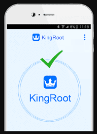 the kingroot app