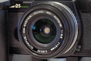 Zuiko Auto-W 21mm 1:3.5