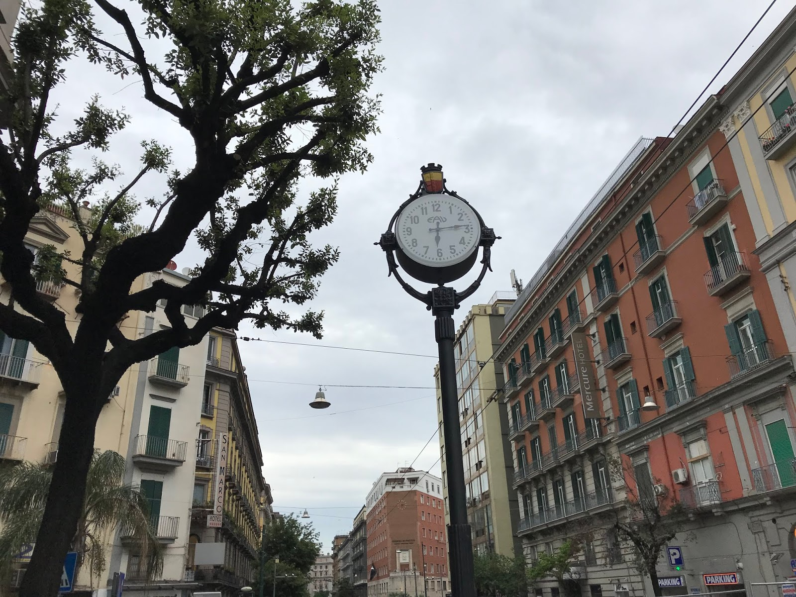 4 jours à Naples