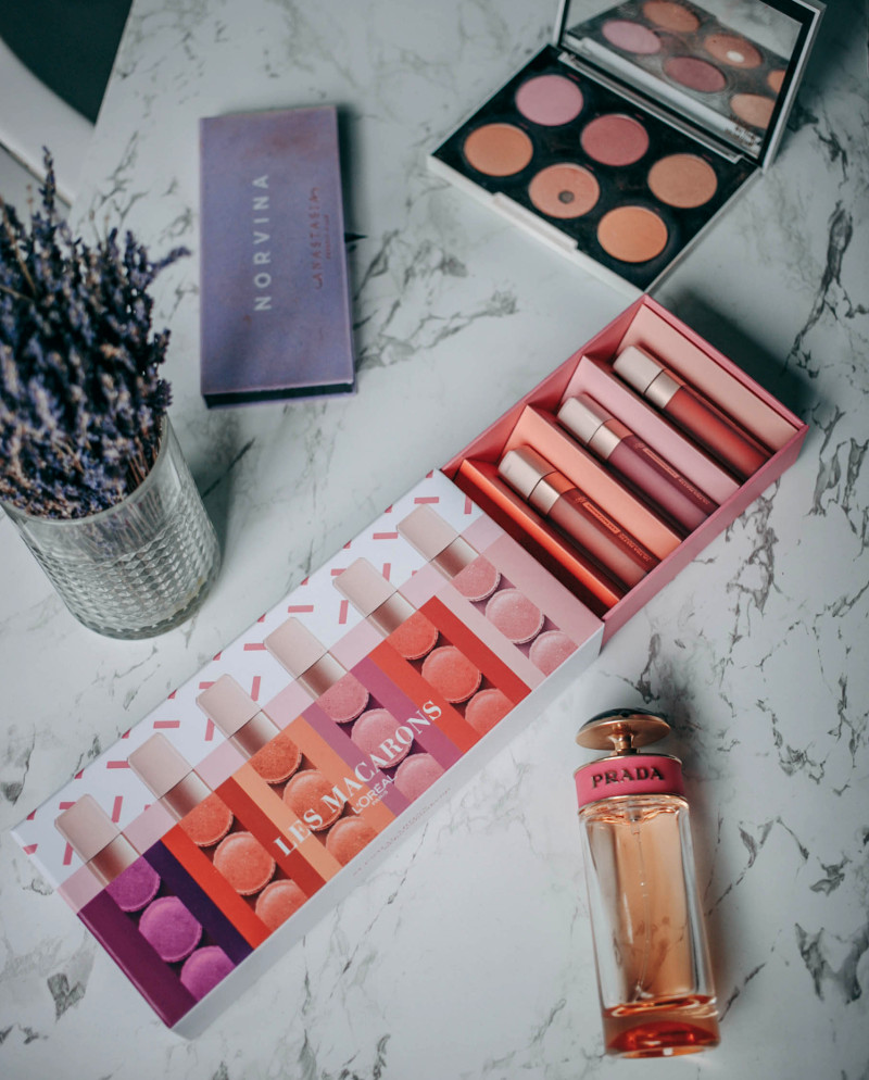 Beauty Review: Les Macarons liquid lipstick by L'Oréal Paris