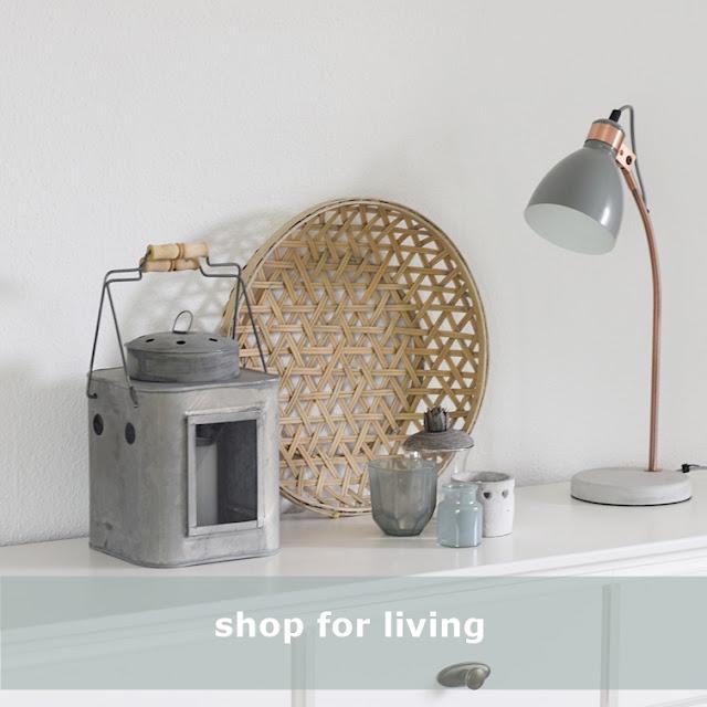 Shop for living – Materialmix für den Sommerlook